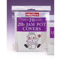 Caroline 2lb Jam Pot Covers