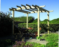 Grange Contemporary Pergola