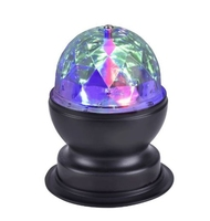 LEUCHTEN DIREKT DISCO LED TABLE LAMP BLACK RGB INDOOR 1P20