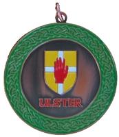 50mm Ulster Medallion (Bronze)