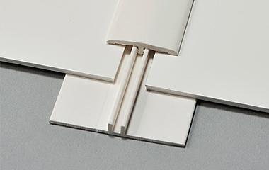 PVC 2 Part Joiner Trim & PVC 2 Part Joiner Trim - Plastic Solutions azcodes.com