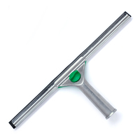 Grip And Channel Squeegee - C/w Rubber Blade