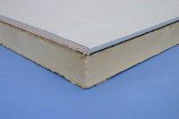 Insulated Plasterboard 63mm (8x4 ft)