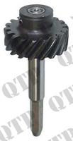 Oil Pump Shaft & Gear Assembly