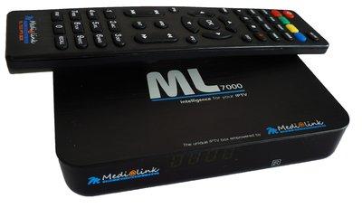 Medialink ML7000- HD Satellite Receiver