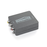 Marmitek RCA/Scart to HDMI - Connect AH31