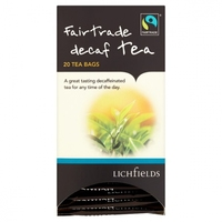 Lichfield Decaff Tea Bags
