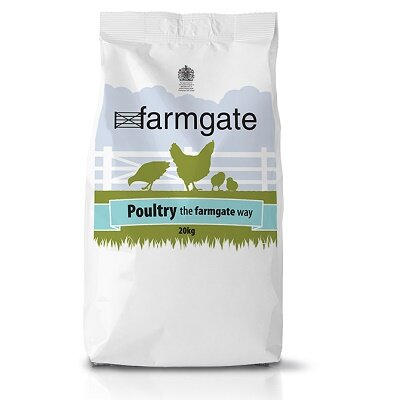 BOCM Farmgate Chick Crumbs ACS 20kg