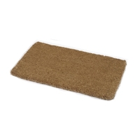 Sentry Super CL Plain Coir Mat No 2 16x27''