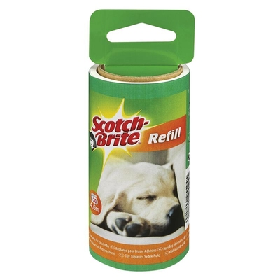 Pet Hair Roller Refill 56 sheets