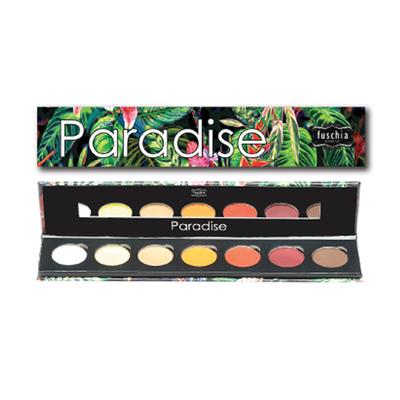Paradise Seven Pan Palette