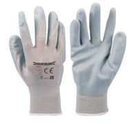 Foam Nylon Nitrile Gloves