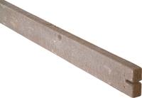 2.885m Concrete Gravel Board for Closeboard 150x50mm