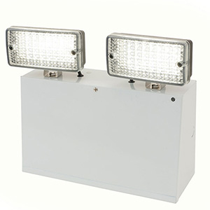 Ansell 3W LED Twin Spot White