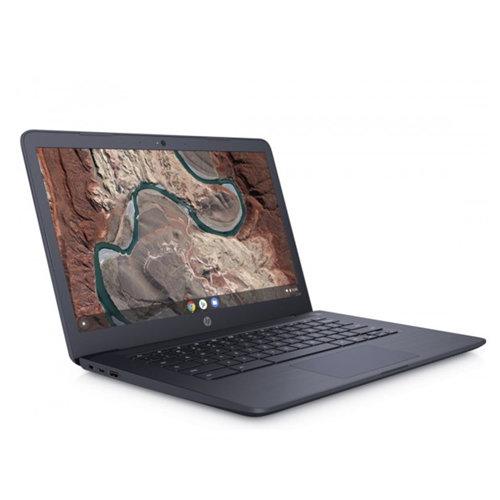 """HP 14"""" Chromebook side view"""