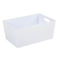 Wham Studio Tray 17x25cm Rectangular 4.02 Ice White
