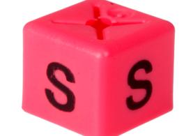 Unisex Size Cubes