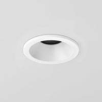 Minima IP65 Round White Bathroom Downlight | LV1702.0037