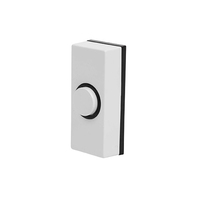 Friedland D814 Sesame Bell Push White