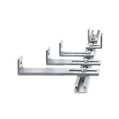 Alumunium Assembly Support Rail