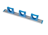 HD7 Aluminium Rail with Hangers (GREEN)