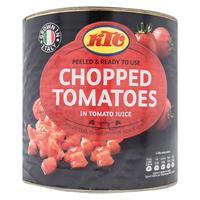 Tin Tomatoes Italian (Chopped)-KTC-(6x2.5kg)