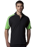 Kustom Kit Monaco Formula Racing Polo