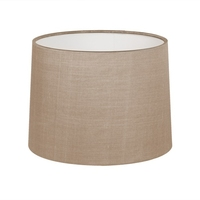 ASTRO OYSTER TAPERED DRUM SHADE FOR MARTINA PENDANT