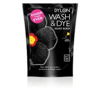 Dylon Wash & Dye Velvet Black