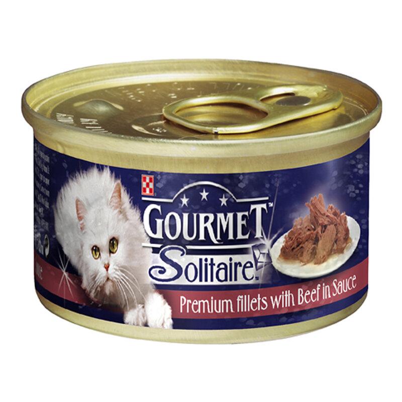 Gourmet Solitaire Slow Cook Beef 12 x 85g