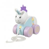 Pull Along Unicorn.