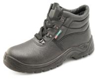 Black Chukka Boot S1P SRC