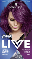 Live Urban Metallics Amethyst Chrome U69