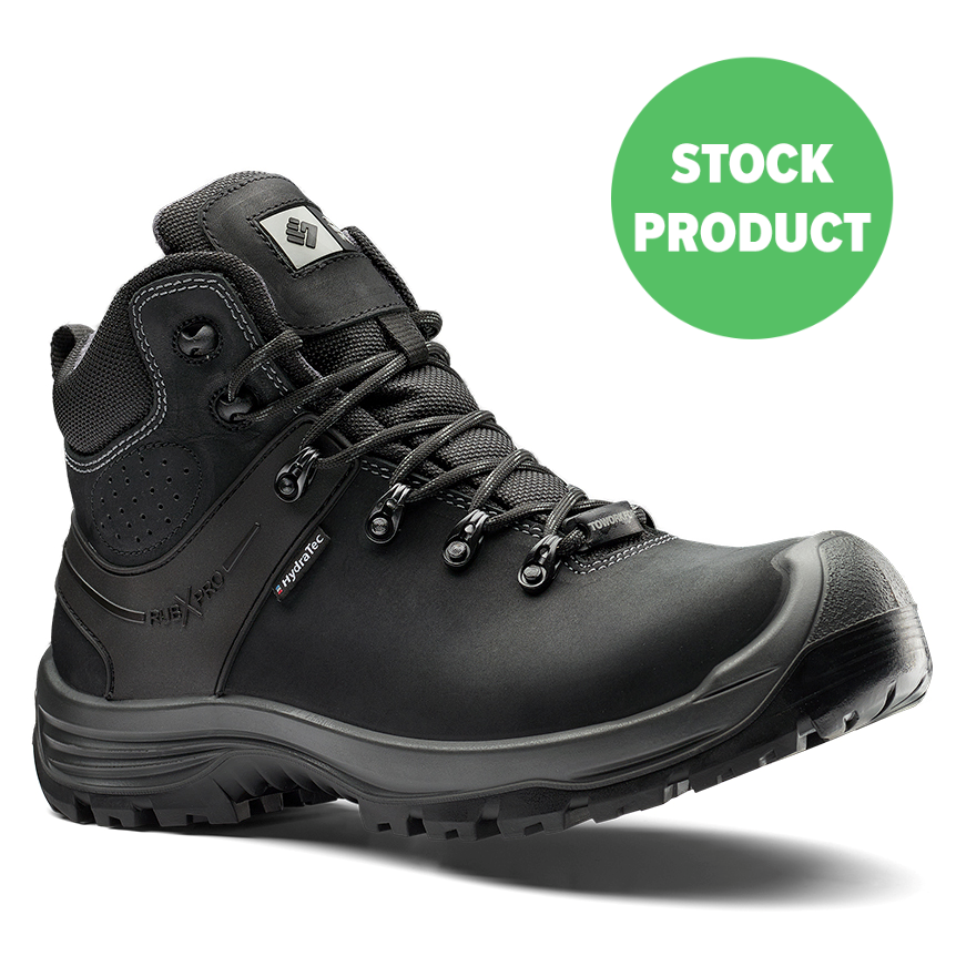 To Work For Fusion Hiker Black S3 SRC