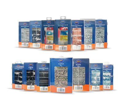 QTP Developed Assortment Packs