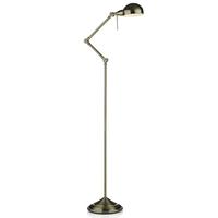 Ranger Floor Lamp Antique Brass