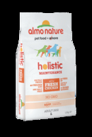 Almo Nature Holistic Large Adult Dog  - Chicken & Rice 12kg