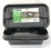 200MM IP55 Black Dribox