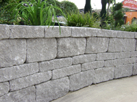 Priory Cottage Walling 220x65x100 Misty Grey