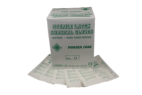 DMI - STERILE LATEX POWDER FREE GLOVES LARGE (8.5)