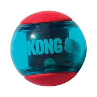 KONG Squeezz Action Sports Ball - Large x 1