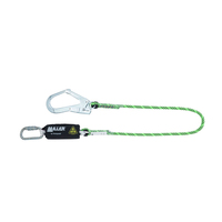 Miller 2m ABS Lanyard Twist Lock/Scaff Hook 1032374