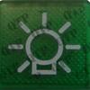 Rocker Switch Insert - Main Light