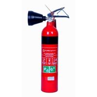 CO2 Fire Extinguisher +Wall Bracket 2kg