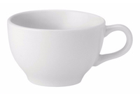 Pure White Cappuccino Cup 12oz (34cl)