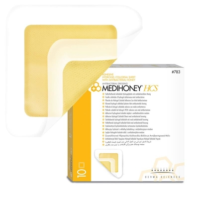 Medihoney® HCS with Adhesive Border
