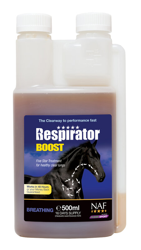NAF Respirator Boost 5 Star 500ml