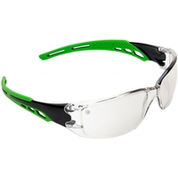 Cirrus Anti Fog/Scratch Safety Spec Clear Pkt 12