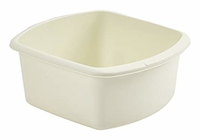 WHITEFURZE LARGE RECTANGULAR BASIN CREAM