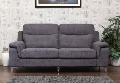 Mario Grey Sofa 3